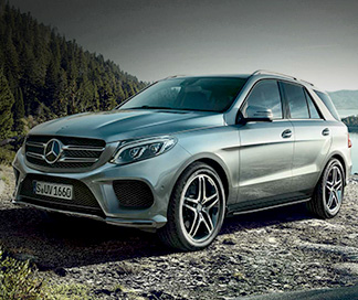 Oferta Mercedes GLE SUV 300 d 4M Mercedes-Benz Alternative